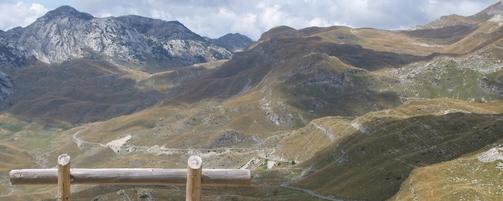 Montenegro 4X4 Tour